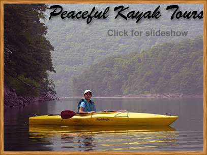 Kayaking Deep Creek Lake